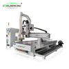 ATC cnc router with rotation axis