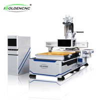ATC cnc router Woodworking Cutting Machine