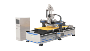Linaer Atc Cnc Nesting Machine for Furniture Making
