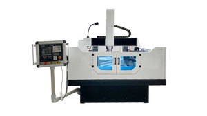 Semi Enclosed Small Mold Engraving Machine