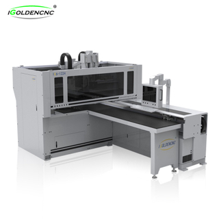 Six sides cnc drilling machine
