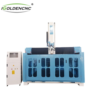 Double-layer Table Styrofoam/EPS/ Mold Engraving Machine